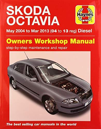 Skoda Octavia Diesel (May '04-Mar '13) 04 to 13 reg
