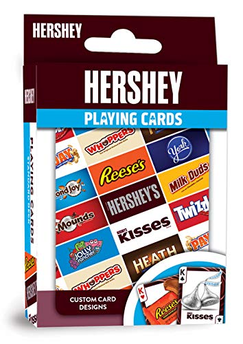 Master Pieces Hershey Playing Cards, Assorted