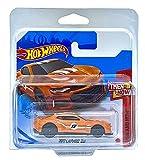 Hot Wheels 2017 Camaro ZL1 (naranja) 5/10 entonces y ahora 2021 – 154/250 (tarjeta corta) GTB32 *** Viene en una funda protectora para coleccionistas de coches KLAS ***