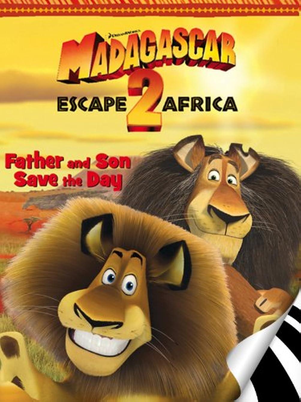 自殺時計おとうさんMadagascar: Escape 2 Africa: Father and Son Save the Day (I Can Read Book 2) (English Edition)