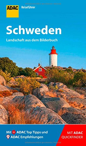 ADAC Reiseführer Schweden: Der Kompakte mit den ADAC Top Tipps und cleveren Klappkarten