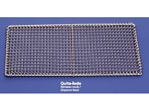 Q8038 - Felpudo alambre 80x38 cm. **