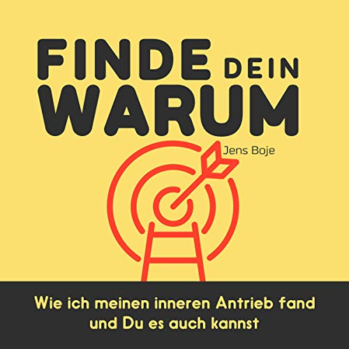 Finde dein Warum [Find Your Why] audiobook cover art