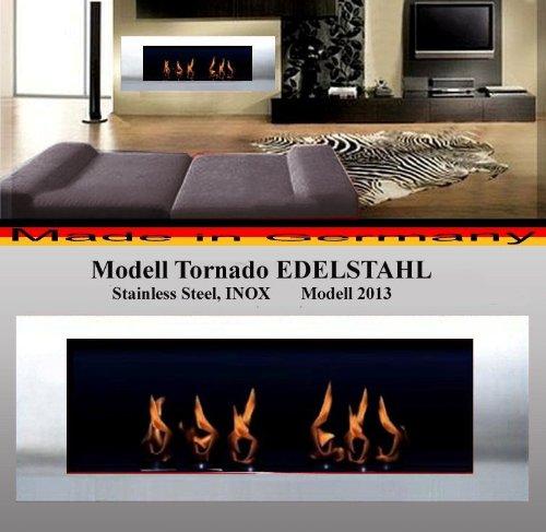 Gel Etanol Chimenea modelo Tornado / Elija entre 6