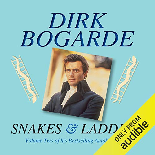 Snakes and Ladders                   By:                                                                                                                                 Dirk Bogarde                               Narrated by:                                                                                                                                 Andrew Sachs                      Length: 12 hrs and 50 mins     4 ratings     Overall 4.8