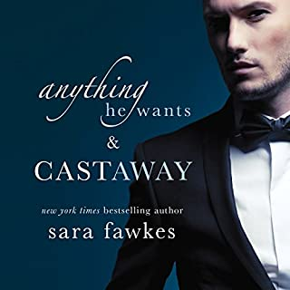Anything He Wants & Castaway audiobook cover art