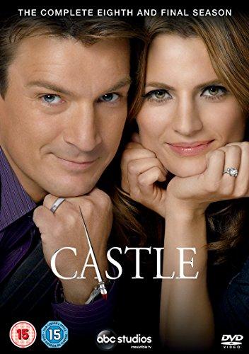 Castle Season 8 [Italia] [DVD]