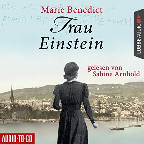 Frau Einstein audiobook cover art