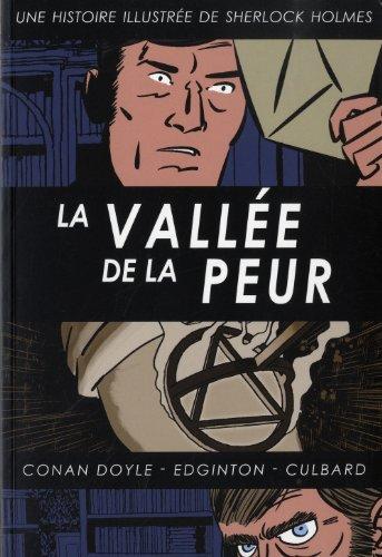 Sherlock Holmes - tome 4 La vallée de la peur (4)