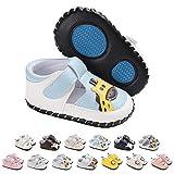 scarpe neonato ciabatte primi passi morbida pelle scarpine prima infanzia suola scamosciata sneakers casual antiscivolo carino colorate animali scarpe neonato neonata per 0-18 moris