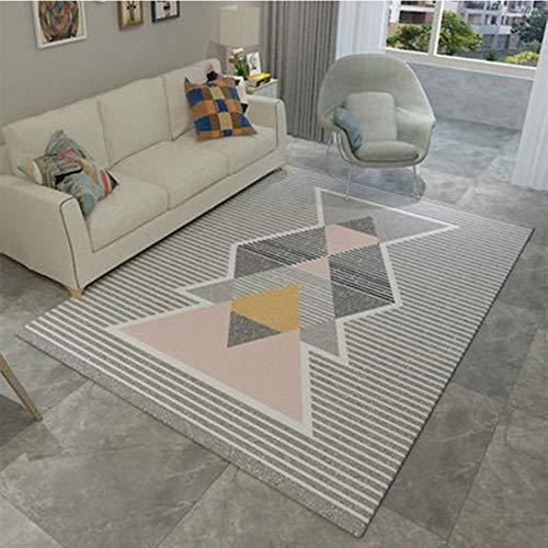 Zxdcd Modern Nordic Style Geometric Carpets For Living Room Sofa Coffee Table Floor Rug Rectangle Carpet Home Decorative 13