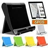 6 PCS Regolabile Supporto Supporto Tablet Universale Telefono Supporto per Tablet Multi-Angolo Portatile Tablet Multicolore JAANY