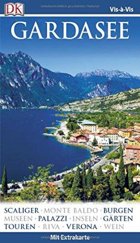 Vis-à-Vis Reiseführer Gardasee: mit Extra-Karte und Mini-Kochbuch zum Herausnehmen