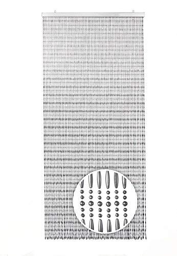Kobolo Türvorhang Drops Perlenvorhang - 90x200 cm