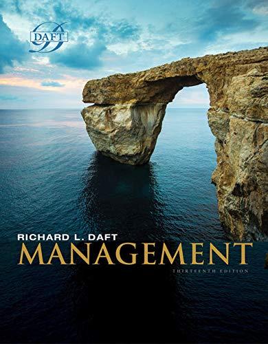 Bundle: Management, Loose-leaf Version, 13th + MindTapV2.0 Management, 1 term (6 months) Printed Access Card