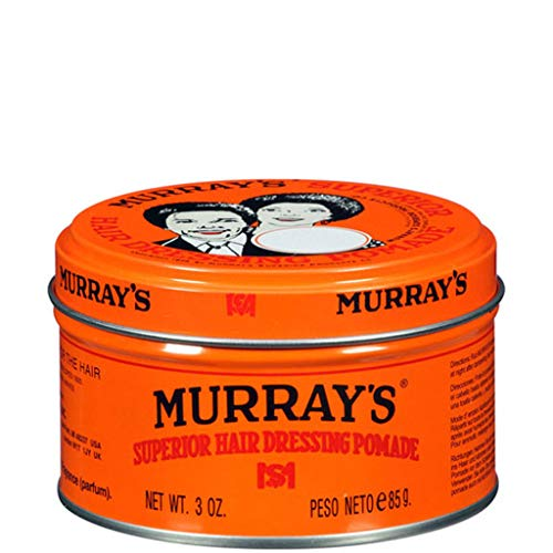 3x Murray's Murrays Superior Hair Dressing Pomade aus den USA