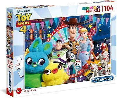 2761 ディズニー トイストーリー4 ジグソーパズル パズル 104ピース  Disney Toy Story4 Puzzle [並行輸入品]
