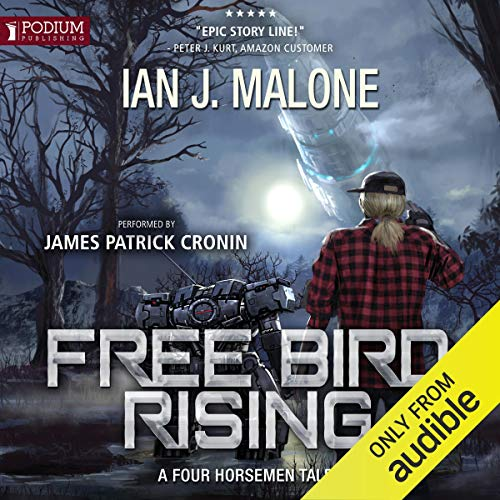 Free Bird Rising  By  cover art
