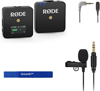 Rode Wireless Go Premium Pack with Lavalier Go and SC4