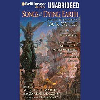 Page de couverture de Songs of the Dying Earth