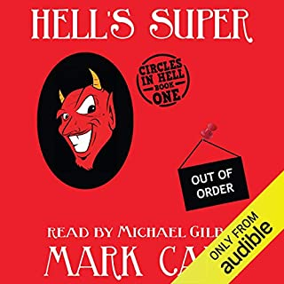 Hell's Super audiobook cover art