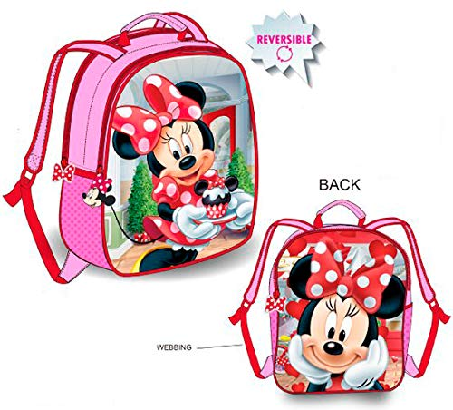 Omkeerbare rugzak Minnie Mouse