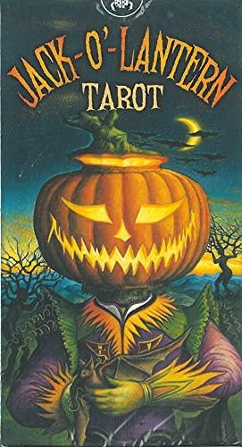 Jack-O'-Lantern. Tarot. Ediz. multilingue