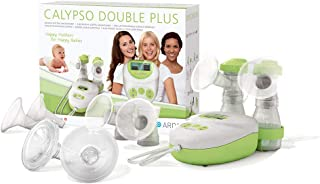 Ardo Calypso Double Plus Electric Breast Pump - Ultra Quiet - Single or Double Pumping - Mumsnet Best - BPA-Free - Swiss M...
