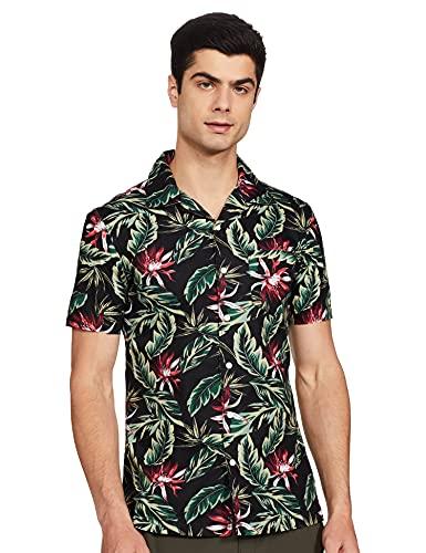 Amazon Brand – House & Shields Men's Regular Casual Shirt