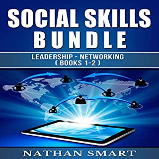 Social Skills: Leadership - Networking audiobook cover art