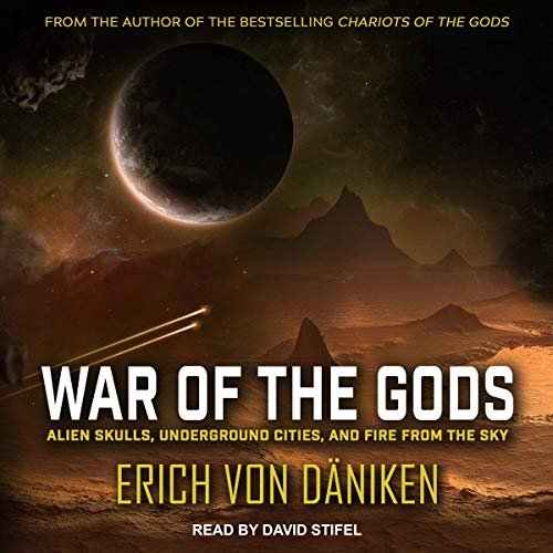 War of the Gods cover art