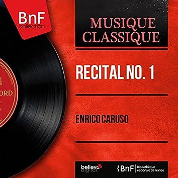 Récital No. 1 (Mono Version)