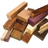 drechselholz Edelholz 5kg Holzpaket Mischung zB. Palisander