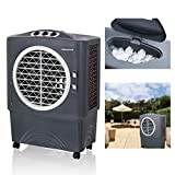 Honeywell CO48PM Evaporative Air Cooler For Indoor & Outdoor Use, 1062 CFM -...