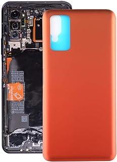 GXX Lin Back Cover for Huawei Honor V30(Black) (Color : Orange)
