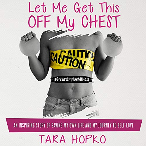 Let Me Get This Off My Chest audiobook cover art