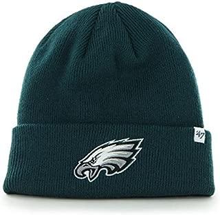 '47 Brand Team Color Cuff Beanie Hat - NFL Cuffed Football Winter Knit Toque Cap