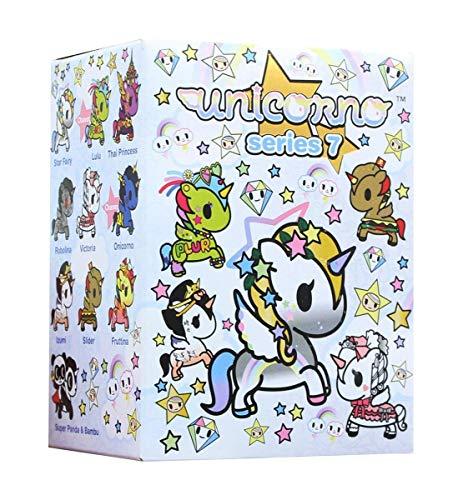 tokidoki TDTYUNCO7 Unicorno Series 7 Blind Box Collectible Vinyl Figure