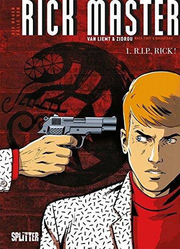 Die neuen Fälle des Rick Master. Band 1: R.i.p., Rick!