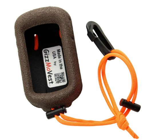 Case Cover Compatible with Garmin eTrex 30 20 10, Made in The USA by GizzMoVest LLC COF.