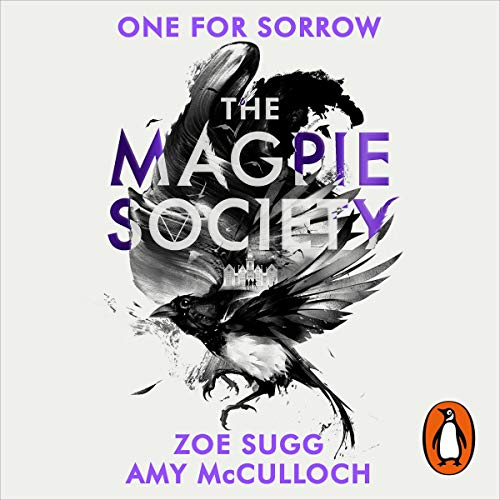 Couverture de The Magpie Society