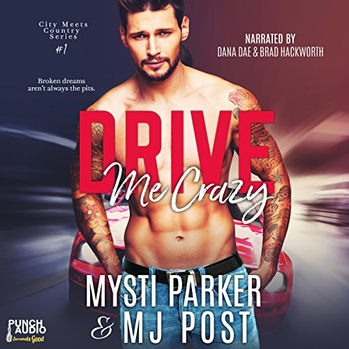 Drive Me Crazy audiobook cover art