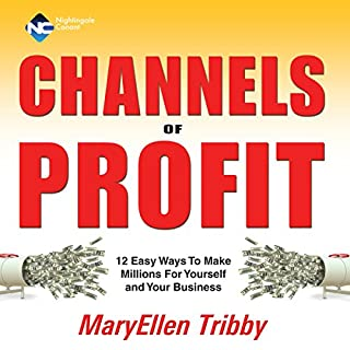 Channels of Profit audiobook cover art