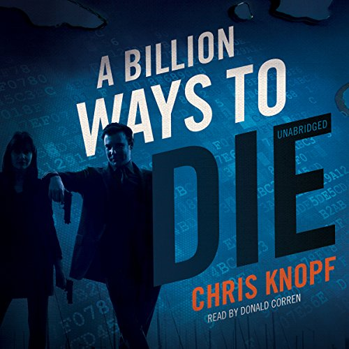 A Billion Ways to Die copertina