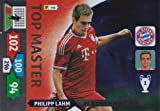Champions League Adrenalyn XL 2013/2014 Philipp Lahm 13/14 Top Master by Panini