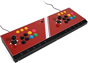 Arcade joystick Machine 2 players Video Game arcade stick for home Compatible with NEOGEO Mini/PC/PS Classic/Nintendo Swit...