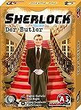 ABACUSSPIELE 48202 - Sherlock - Der Butler, Krimi Kartenspiel