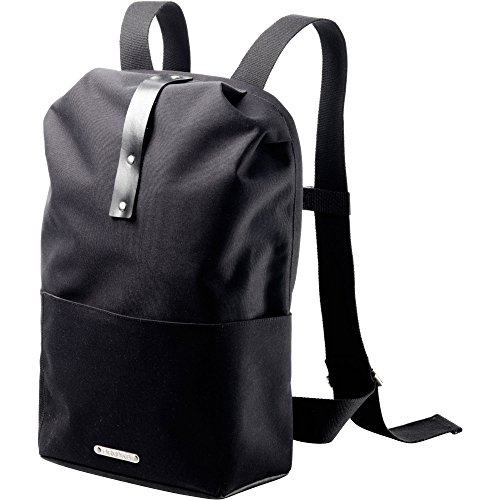 Brooks Unisex Adult Backpack Rucksäcke, Black, 15 x 31.5 x 55 cm