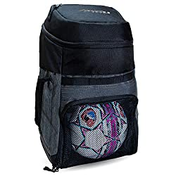 Angu Sports Soccer Bags With Ball Holder