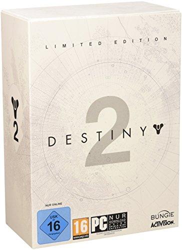 Destiny 2 - Limited Edition - [PC] (Keine CD enthalten)